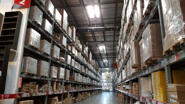 Les principaux types de rayonnages industriels pour entrepôt